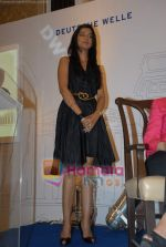 Mugdha Godse at DW TV press meet in Taj on 24th March 2009 (12).JPG