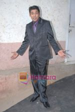 Ajay Jadeja on the sets of Comedy Circus in Andheri on 25th March 2009 (2).JPG