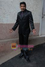 Ajay Jadeja on the sets of Comedy Circus in Andheri on 25th March 2009 (8).JPG