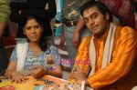 Ashutosh Rana Sakshi Tanwar in the still from movie Coffee House (4).JPG