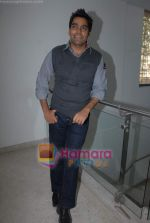 Ashutosh Rana at Coffee House Press Meet in Andheri on 25th March 2009 (13).JPG