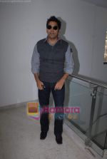Ashutosh Rana at Coffee House Press Meet in Andheri on 25th March 2009 (2).JPG