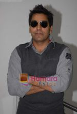 Ashutosh Rana at Coffee House Press Meet in Andheri on 25th March 2009 (3).JPG