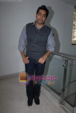 Ashutosh Rana at Coffee House Press Meet in Andheri on 25th March 2009 (6).JPG