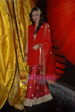 Roshni Chopra on the sets of Comedy Circus in Andheri on 25th March 2009 (3).JPG
