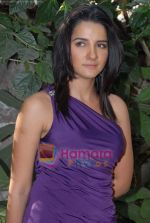 Shruthi Seth on the sets of Comedy Circus in Andheri on 25th March 2009 (4).JPG