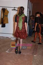 at Lakme Fashion week fittings in Drand Hyatt on 25th March 2009 (45).JPG
