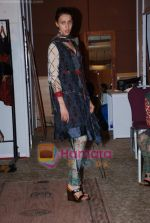 at Lakme Fashion week fittings in Drand Hyatt on 25th March 2009 (8).JPG