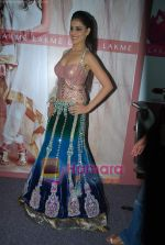 Genelia D Souza at LIFW on 27th March 2009 (7).JPG
