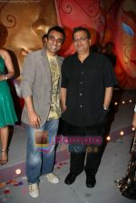 Subhash Ghai at the Grand finale of Gladrags Mega Model & Manhunt 09 in Mumbai on 28th March 2009 (2).JPG