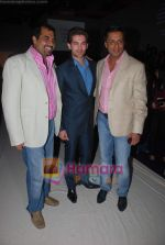 Neil Nitin Mukesh, Madhur Bhandarkar at Lakme Fashion Week 2009 Day 5 on 31st March 2009 (4).JPG
