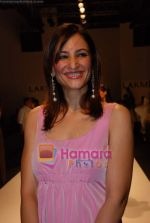 Rakshanda Khan at Lakme Fashion Week 2009 Day 5 on 31st March 2009 (2).JPG