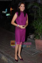 Megha Gupta at Miley Jab Hum Tum TV success bash for 100 episodes in RIO Cottage on 3rd April 2009 (3).JPG