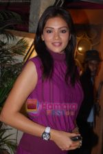 Megha Gupta at Miley Jab Hum Tum TV success bash for 100 episodes in RIO Cottage on 3rd April 2009 (33).JPG