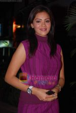 Megha Gupta at Miley Jab Hum Tum TV success bash for 100 episodes in RIO Cottage on 3rd April 2009 (5).JPG