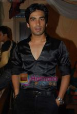 Mohit Sehgal at Miley Jab Hum Tum TV success bash for 100 episodes in RIO Cottage on 3rd April 2009 (4).JPG