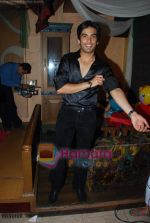 Mohit Sehgal at Miley Jab Hum Tum TV success bash for 100 episodes in RIO Cottage on 3rd April 2009 (2).JPG