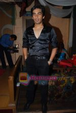 Mohit Sehgal at Miley Jab Hum Tum TV success bash for 100 episodes in RIO Cottage on 3rd April 2009 (49).JPG