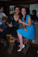 Sanaya Irani at Miley Jab Hum Tum TV success bash for 100 episodes in RIO Cottage on 3rd April 2009 (2).JPG