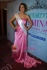 Ekta Chaudhury at Femina Miss India winners press meet in Sahara Star on 6th April 2009 (10).JPG