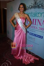 Ekta Chaudhury at Femina Miss India winners press meet in Sahara Star on 6th April 2009 (12).JPG