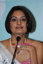 Ekta Chaudhury at Femina Miss India winners press meet in Sahara Star on 6th April 2009 (5).JPG