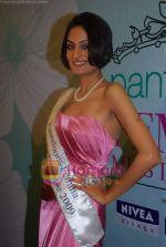 Ekta Chaudhury at Femina Miss India winners press meet in Sahara Star on 6th April 2009 (7).JPG