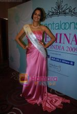 Ekta Chaudhury at Femina Miss India winners press meet in Sahara Star on 6th April 2009 (8).JPG