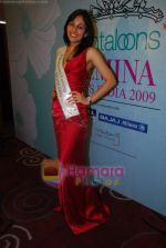 Pooja Chopra at Femina Miss India winners press meet in Sahara Star on 6th April 2009 (10).JPG