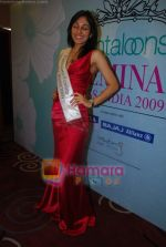 Pooja Chopra at Femina Miss India winners press meet in Sahara Star on 6th April 2009 (6).JPG