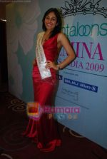 Pooja Chopra at Femina Miss India winners press meet in Sahara Star on 6th April 2009 (7).JPG