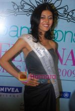Shriya Kishore at Femina Miss India winners press meet in Sahara Star on 6th April 2009 (2).JPG