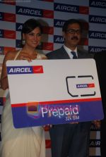 Lara Dutta makes first call on Aircel in Taj Lands End, Bandra, Mumbai on 9th April 2009 (4).JPG