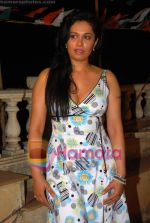 Cleo Isaacs at Viren Shah_s political theme party in Madhuli, Worli on 12th April 2009 (10).JPG