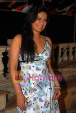 Cleo Isaacs at Viren Shah_s political theme party in Madhuli, Worli on 12th April 2009 (12).JPG
