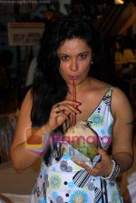 Cleo Isaacs at Viren Shah_s political theme party in Madhuli, Worli on 12th April 2009 (16).JPG