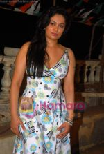 Cleo Isaacs at Viren Shah_s political theme party in Madhuli, Worli on 12th April 2009 (8).JPG