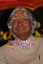 Abdul Kalam at the launch of Pt Jasraj_s Raga Symphony album in Sophia auditorium on 15th April 2009 (2).JPG