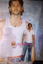 Hrithik Roshan at the launch of Macroman M Series innerwear in ITC Grand Maratha on 24th April 2009 (5).JPG