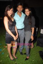 Mrinalini sharma, Indraneil Sengupta, Barkha Bisht at Beyu cosmetics launch in Sahara Star on 24th April 2009 (3).JPG