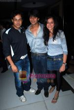 Sachin Sharma, Karan Mehra at Tequila Lounge on 25th April 2009 (18).JPG