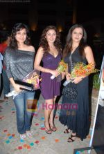 Manisha Kelkar, Manjari Phadnis And Neha Pendse at Aashik Biwi Ka TV serial launch in Sun N Sand n 2nd May 2009 (53).JPG
