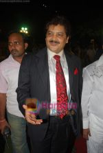 Udit Narayan at the felicitation Ceremony in Country Club, Andheri on 5th May 2009 (14).JPG