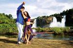 Gayatri Patel & Ajai Chowdhary in film Let�s Dance.jpg