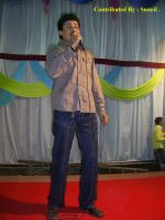 Iqbal at the melodius musical evening in the loving memory of Immortal Rafi Saab on 28th April 2009 (2).JPG
