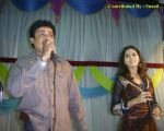 Iqbal, Pallavi Dabholkar at the melodius musical evening in the loving memory of Immortal Rafi Saab on 28th April 2009.JPG