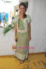 Shruthi Seth at Loreal Paris brunch in Olive on 10th May 2009 (57).JPG