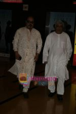 Jolly Mukherjee, Javed Akhtar at the music launch of Detective Naani film in Cinemax on 12th May 2009 (2).JPG