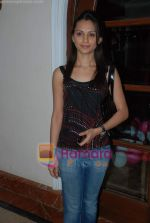 Priya Bathija at the launch of Santosh Singh_s editing studio in Club Millennium on 12th May 2009 (5).JPG