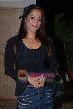 Sapana Maniyaar at the launch of Santosh Singh_s editing studio in Club Millennium on 12th May 2009 (6).JPG